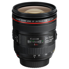 Объектив Canon EF 24-70mm f/4L IS USM в аренду