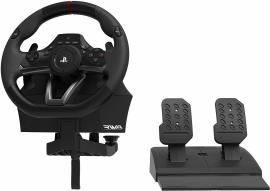 Руль Hori Racing Wheel APEX (PS4) в аренду