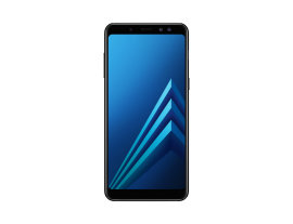 Смартфон Samsung Galaxy A8 Plus Black в аренду