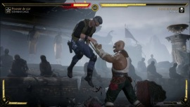Игра для Nintendo Switch. WB Mortal Kombat 11 в аренду