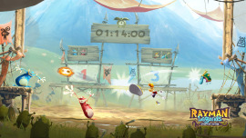 Игра для Nintendo Switch. Ubisoft Rayman Legends Definitive Edition в аренду