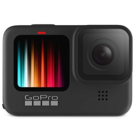 Экшн-камера GoPro HERO9 Black Edition в аренду
