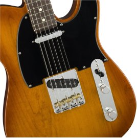 Электрогитара Fender American Performer Telecaster®, Rosewood Fingerboard, Honey Burst в аренду