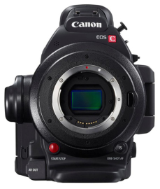 Видеокамера Canon C100 Mark II EF-Mount в аренду