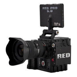 Видеокамера RED EPIC-X base pack в аренду