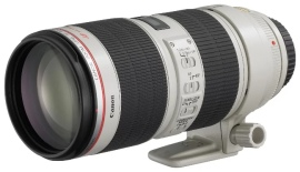 Объектив Canon EF 70-200mm f/2.8 L IS USM в аренду