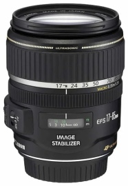 Объектив Canon EF-S 17-85 f/4-5.6 IS USM в аренду
