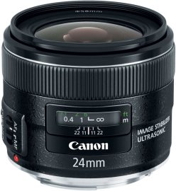 Объектив Canon EF 24 f/2.8 IS USM в аренду