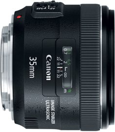 Объектив Canon EF 35 f/2.0 IS USM в аренду