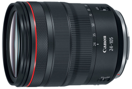 Объектив Canon RF 24-105 f/4 L IS USM в аренду