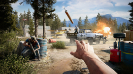 Видеоигра для Xbox One. Far Cry 5 в аренду