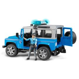 Внедорожник Bruder Land Rover Defender Station Wagon в аренду