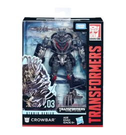 Трансформер Studio Series Crowbar 20 см в аренду