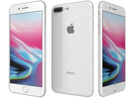 Смартфон iPhone 8 Plus 64GB Silver в аренду