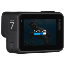 Экшн-камера GoPro HERO7 Black Edition в аренду