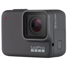 Экшн-камера GoPro HERO7 Silver Edition в аренду
