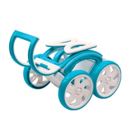 Магнитный конструктор Magformers My First Buggy синий в аренду