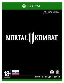 Игра для XBox One Mortal Kombat 11 в аренду