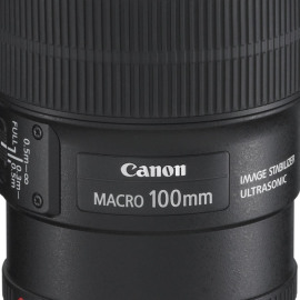 Объектив Canon EF 100mm f/2.8L Macro IS USM в аренду