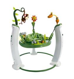 Игровой центр Evenflo ExerSaucer Safari Friends в аренду